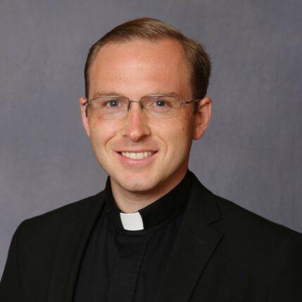 Seminarian Matthew Kelly